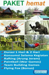 Paket Go Walking Jalan Kaki Berkualitas Go Outbound Paket Outbound Murah Rafting Paintball