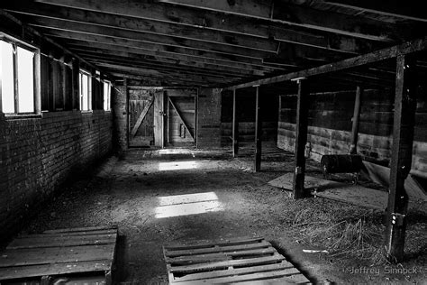 barn interior  jeffrey sinnock redbubble