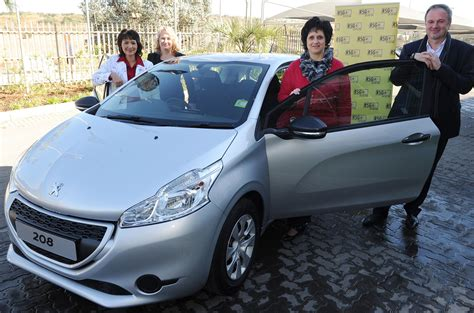 peugeot cars south africa peugeot south africa supports children in need