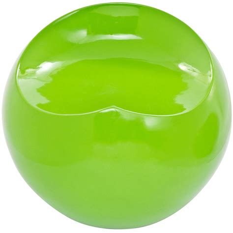 Green Stool by Modway Plop Stool In Green Beyond Stores