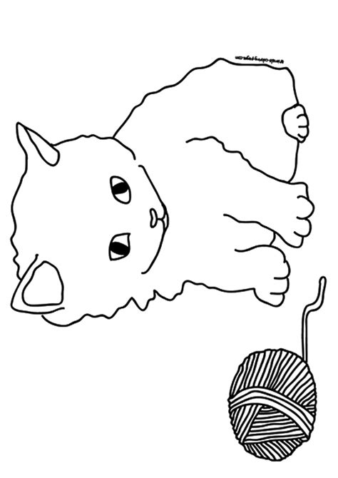 cute kitten coloring pages part 2 print coloring image facebook printing and crochet