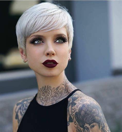 pelados de pelo corto 1001 ideas de cortes de pelo corto mujer para el a 241 o 2018
