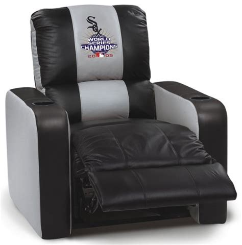 Sox Recliner by Chairs Dreamseat Mlb Chicago White Sox World Series