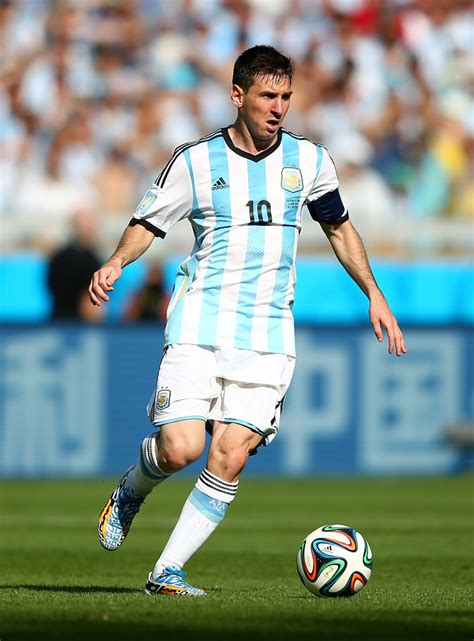 biography of lionel messi of argentina lionel messi photos argentina v iran group f 2014