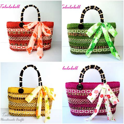 Handmade Bag Design - talulabell handmade crafts quality craftmanship with