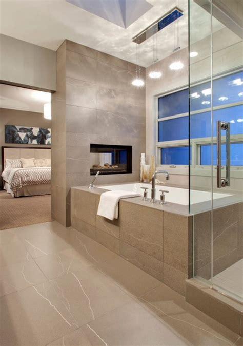 luxurybathroomfireplaces