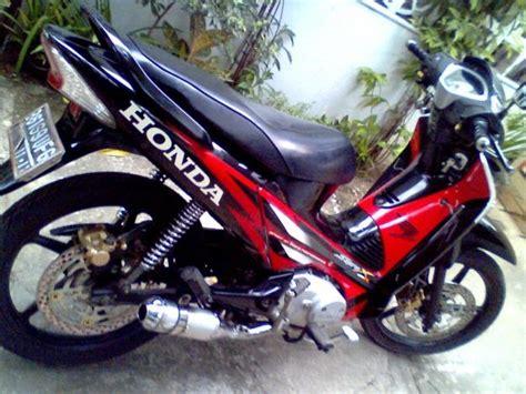 Knalpot Honda Vario 110 Cc Dbs Thailand gambar modifikasi honda suprax 125 r 2009 foto gambar