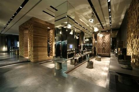 Dsquared Flagship Store In Milan by Storage Associati Dsquared Flagship Store