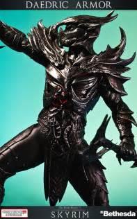 skyrim hot daedric armor skyrim daedric armor statue at mighty ape nz