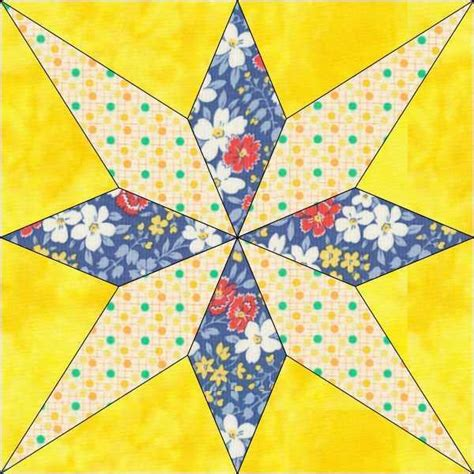 6 Inch Quilt Block Patterns by Block 6 Inch And 12 Inch By Quiltingbyjacqu