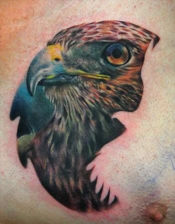 hawk tattoo gudu ngiseng tatoos of american hawk