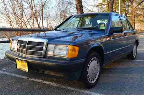 how does cars work 1987 mercedes benz w201 transmission control sell used 1987 mercedes benz 190e 2 6 w201 96 000 miles no accidents in sparta new jersey