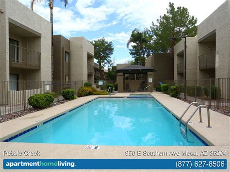 one bedroom apartments in mesa az pebble creek apartments mesa az apartments