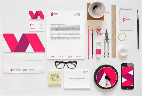 card layout adalah 30 best corporate identity mock ups to present your work