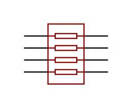 resistor array markings smd resistor array footprint 28 images pcb footprint references electronic components