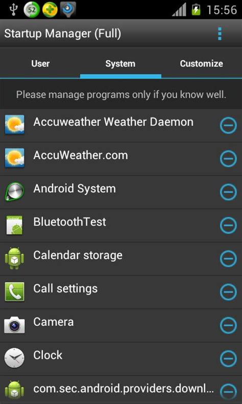 android startup manager startup manager free android apps on play