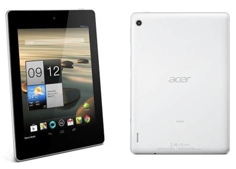 acer iconia  notebookcheckcom externe tests
