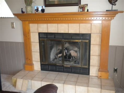 What Do You Need For A Fireplace by Ugggggly Fireplace In Need Of Make