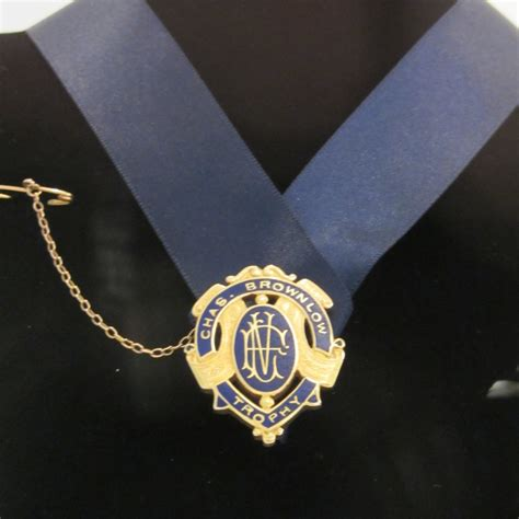 Fields Medal Also Search For Brownlow Medal