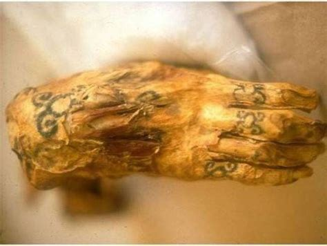 preserved tattoos well preserved tattoos that withstood the test of