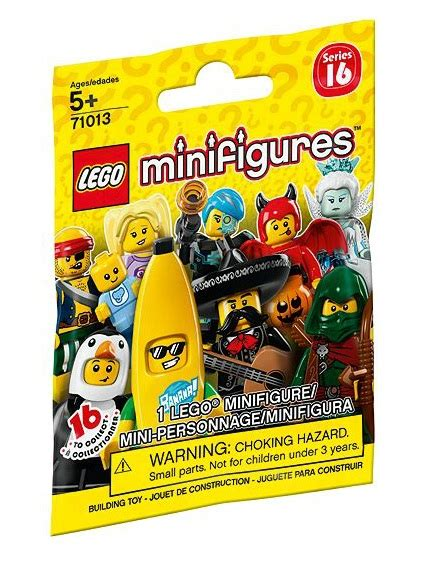 Lego 71013 Series 16 Minifigures Box Of 60 Misb With Brown Box toys n bricks lego news site sales deals reviews mocs new sets and more