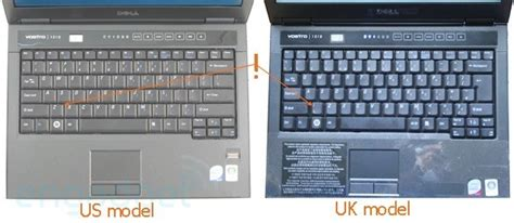 difference between us layout keyboard and uk デル 欧州版vostroのすごいキーボード配列を謝罪 交換対応 engadget 日本版
