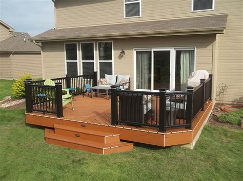 ditch the boring patio slab decks decks and more decks custom deck builder omaha