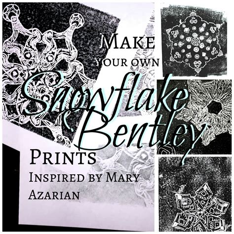 snowflake bentley prints snowflake bentley prints inspired by azarian
