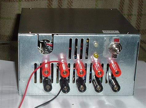 pc power supply as bench power supply diy lab power supply complete guide