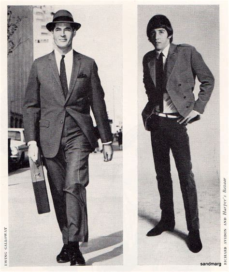 the swinging suits 1960s men s fashion