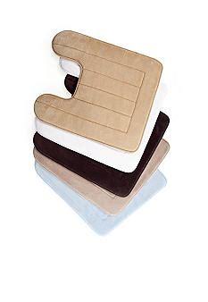 memory foam contour bath rug home accents 174 memory foam contour bath rug belk