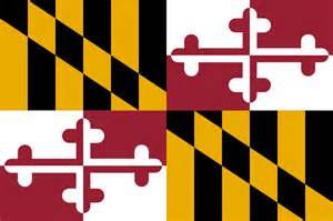 maryland colors file flag of maryland svg wikimedia commons