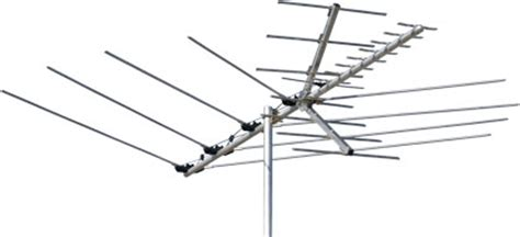 channel master uhf vhf fm special market tv antenna cm 5646 from solid signal