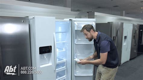 reset filter samsung refrigerator how to replace the water filter on your samsung