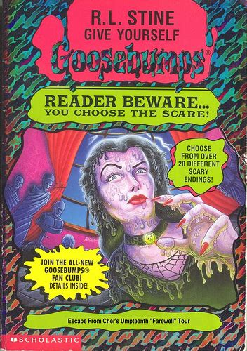 Fear The Evil Moon By Rl Stine r l stine the low rent library