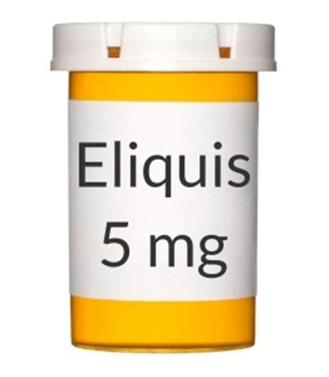 eliquis 5 mg tablet eliquis 5mg tablets