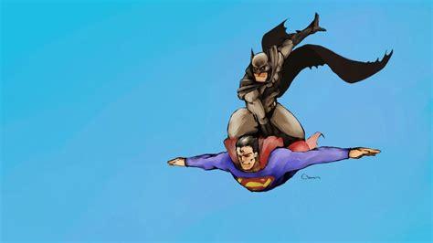 wallpaper batman funny z wallpaper funny batman asks for a passage to superman