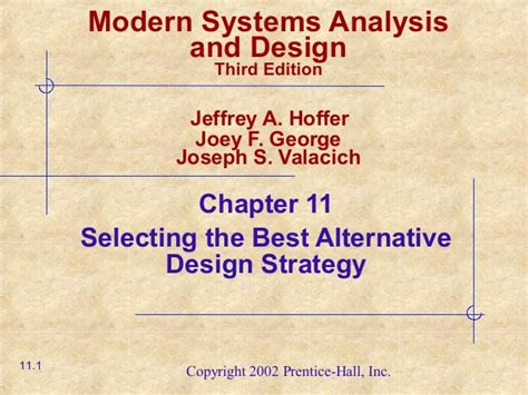 layout strategy slideshare chapter11 selecting the best alternative design strategy