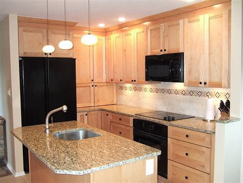 kitchen with maple cabinets kitchen tile backsplash remodeling fairfax burke manassas