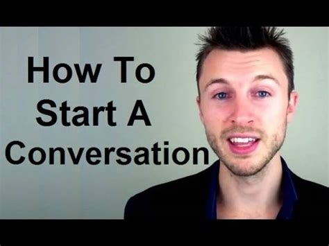 how to start a conversation when your 60 years old how to start a conversation with a stranger without fear