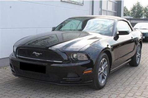 Ford Mustang Autouncle by Sold Ford Mustang 3 7 V6 Cabrio Used Cars For Sale