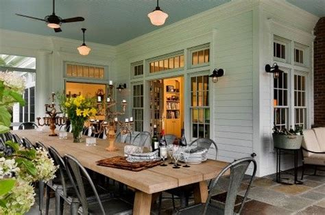 deck makeover a covered porch room for dining and best outdoor living rooms po 196 ng chair cushion