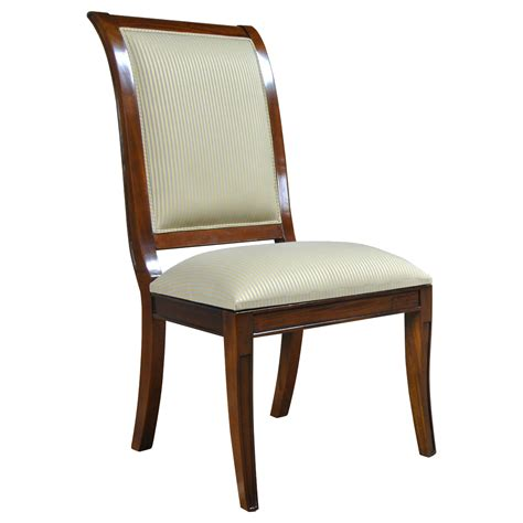 Regency Dining Chair Home Furniture Dining Room Chairs Regency Upholstered Dining Chair Ndrsc056