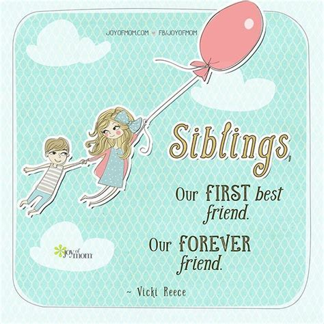 Kaos Best Friend Forever siblings our best friend our forever friend vick reece of