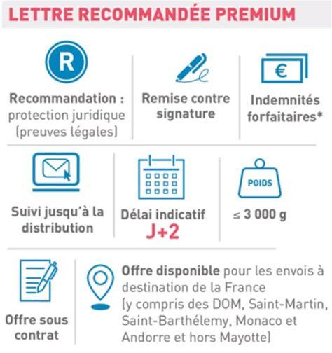 Lettre Recommandée Taux De Recommandation R1 Lettre Recommand 233 E Tarifs 2017 Entreprises Edilink