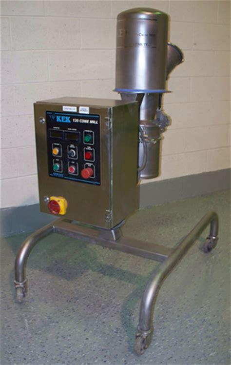 Mixer Kek kek 120 cone mill kemutec kemutec
