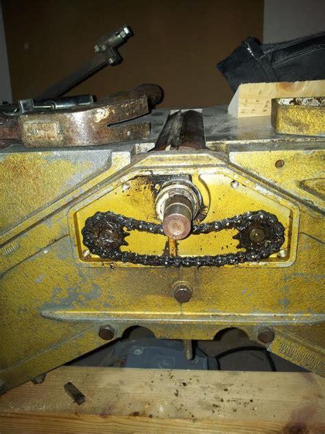 Emco Rex B20 Broken Part General Woodworking