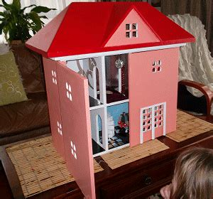making a doll house how to make a dollhouse standard version the parts