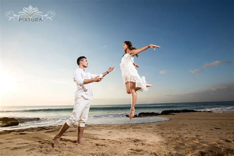 Pre Wedding Concept Idea by Bali Prewedding Levitation
