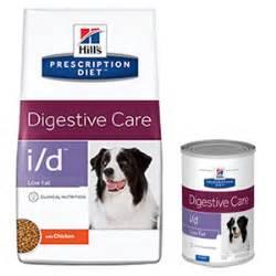 prescription diet canine i d low hundefutter futter magen darm wohlbefinden